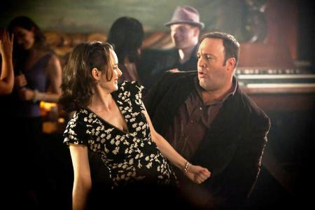 Winona Ryder and Kevin James in The Dilemma