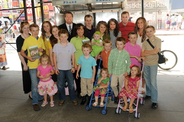 The Duggars are thinking about adoption