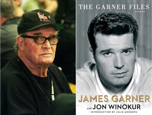 James Garner tells all in The Garner Files: A Memoir