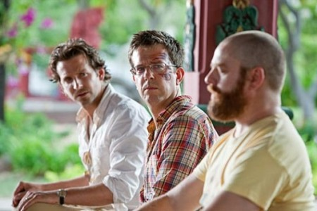 The Hangover 2 parties past the box office competition