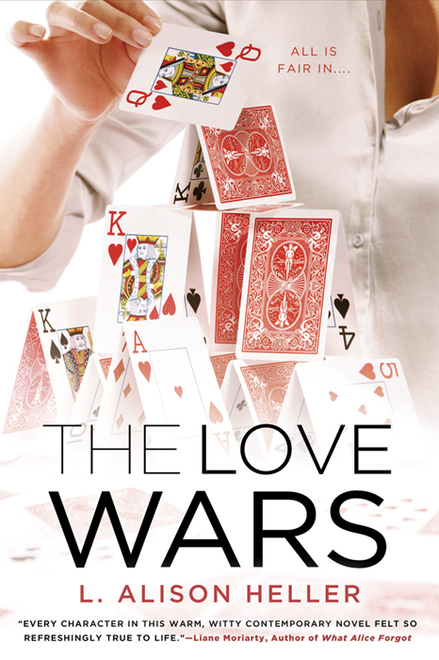 The Love Wars by L. Allison Heller