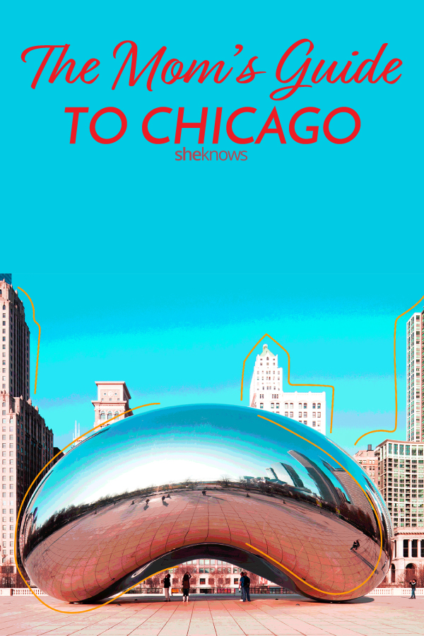 The Mom's Guide to Chicago
