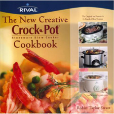 The New Creative Crockpot Cookbook