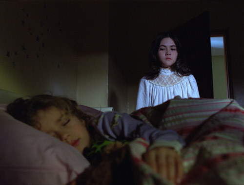 In this scene from Orphan, the Orphan raises hell