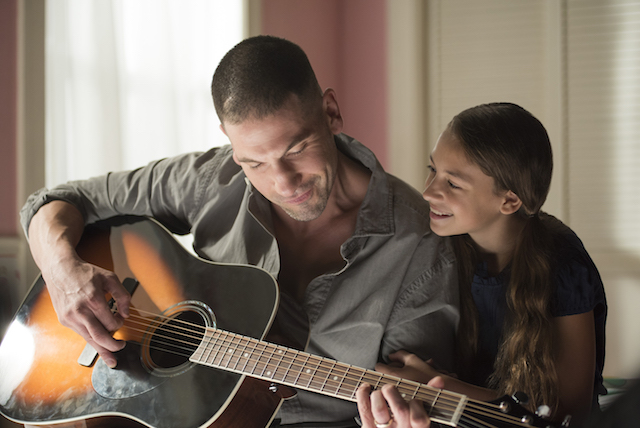 The Punisher Netflix Guitar Frank Castle