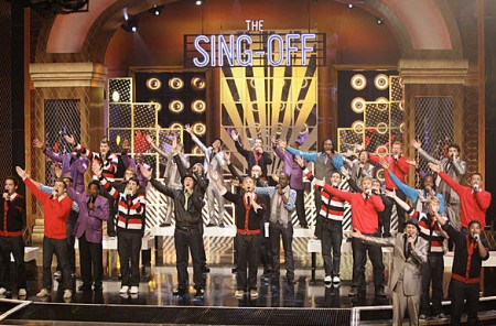 The Sing Off on NBC