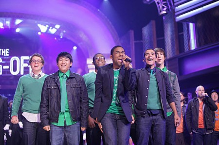 The Sing Off premieres