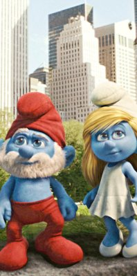 The Smurfs come home on DVD/Blu-ray