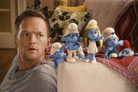 Neil Patrick Harris stars in The Smurfs