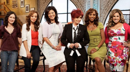 The cast of The Talk