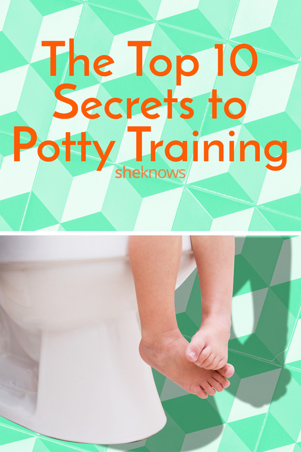 top 10 potty training secrets