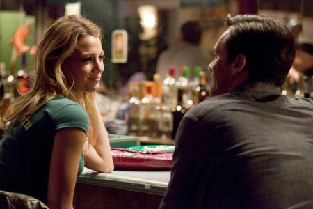 Blake Lively and Jon Hamm in The Town