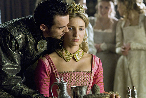 Jonathan Rhys Meyers is The Tudors