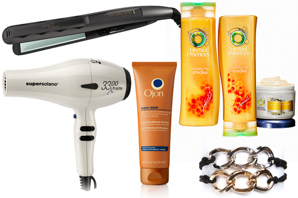 Fall beauty products -- Hair