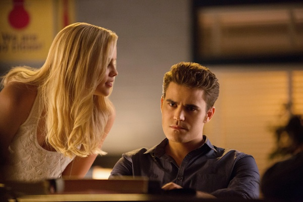 Rebekah messed with Stefan