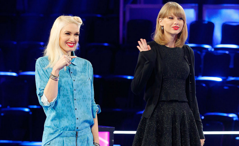 Gwen and Taylor