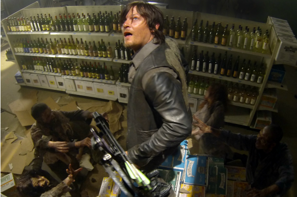 The Walking Dead season 4 spoilers from the set