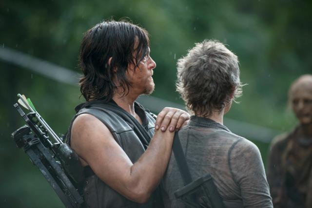 The Walking Dead - Carol and Daryl