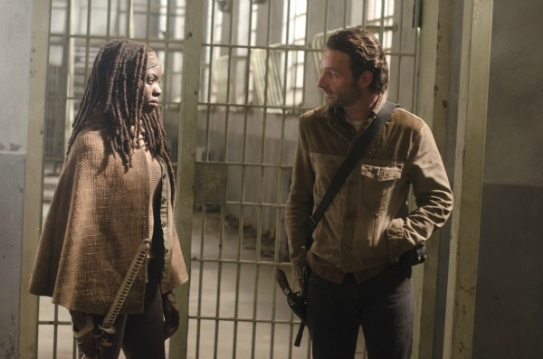 "The Walking Dead season 3 finale ""Welcome to the Tombs"""