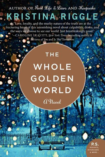 The whole golden world book cover