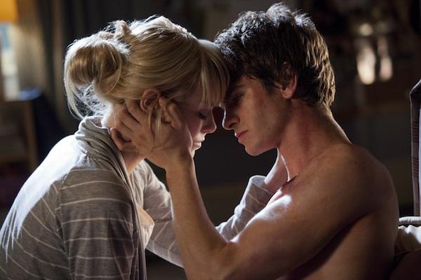 The Amazing Spider-Man Emma Stone