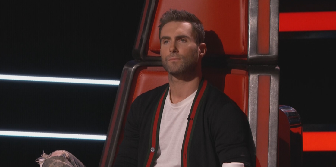 The Voice Adam