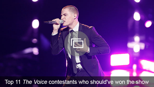 the voice contestants who shouldve won slideshow