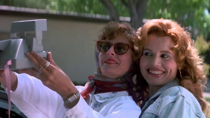 19 Thelma & Louise references you