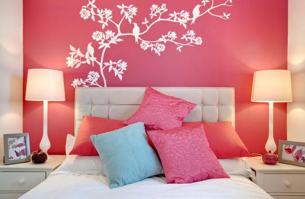 How to stencil your walls