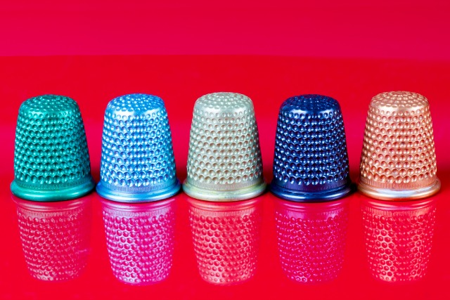 Thimbles as birth control