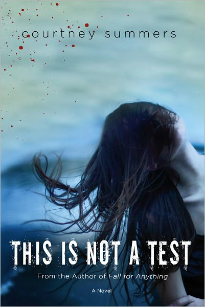 this is not a test cover