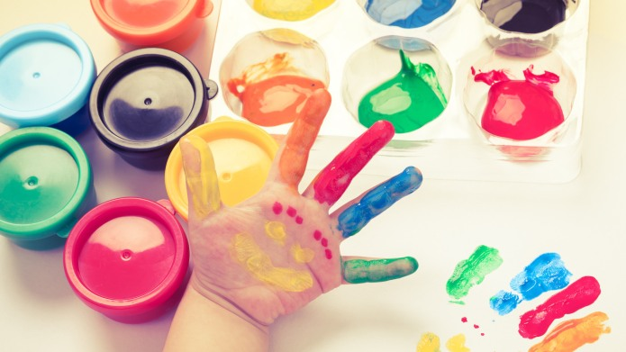 4 Spring Crafts for Kids That