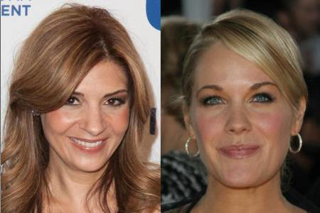 Andrea Anders joins Callie Thorne's Necessary Roughness