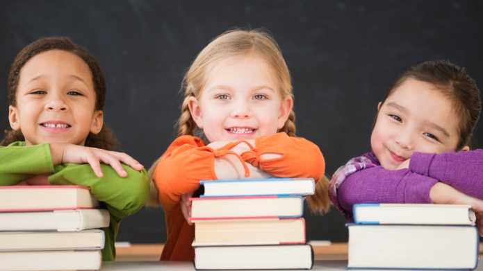 The 11 types of kids your