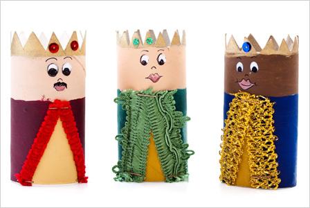 Three kings crafts