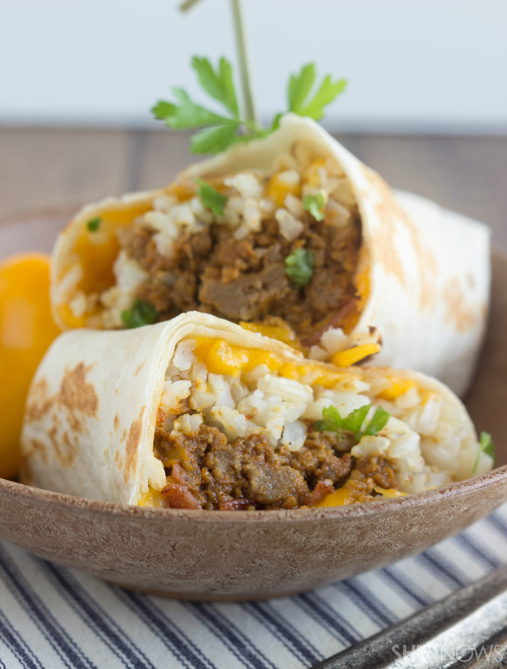 Quesarito meat lovers