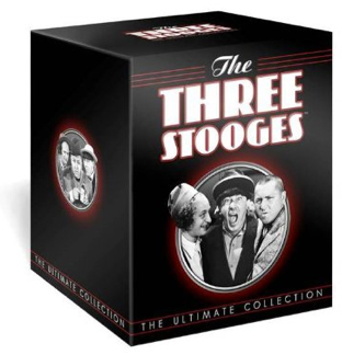 The Three Stooges box set