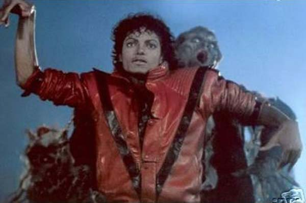 Michael Jackson's Thriller video