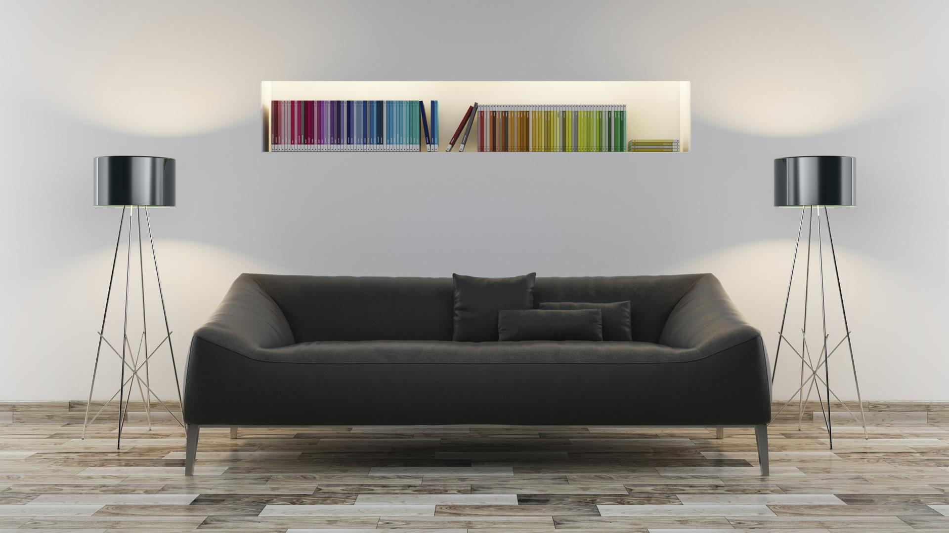 Design Dilemma I Have Black Furniture How Should I Paint My Room Sheknows