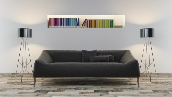 Design Dilemma: I have black furniture,