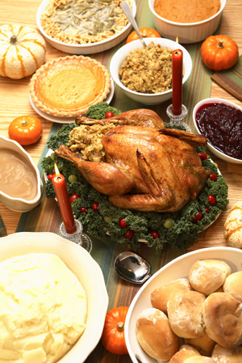 Top 10 Thanksgiving Comfort Foods Sheknows
