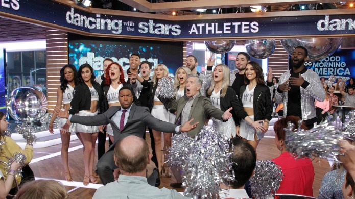 The Official DWTS All-Athlete Cast Has