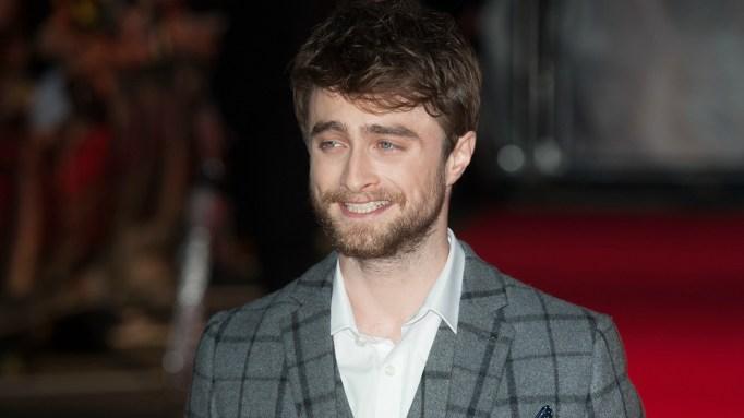 Daniel Radcliffe nude scenes in Equus