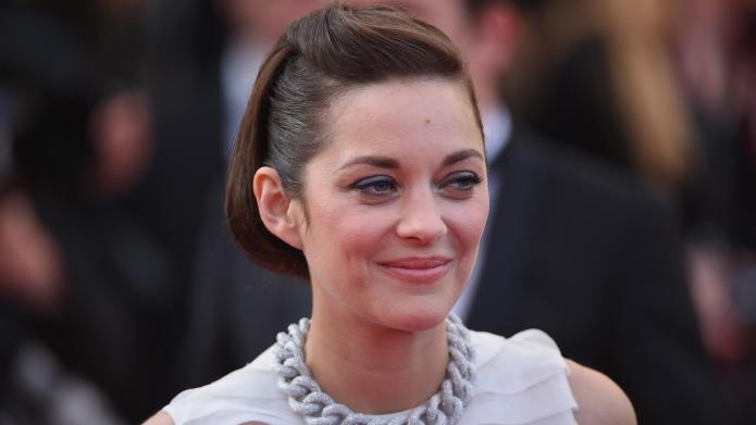 Marion Cotillard puts a twist on