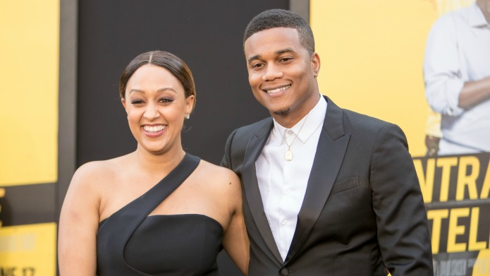 Endometriosis sucks, and Tia Mowry-Hardrict knows