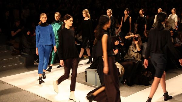 Tibi Runway Show Mercedes-Benz New York Fashion Week