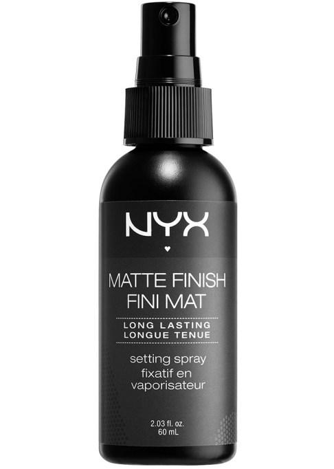 Best Setting Sprays of 2017: NYX Matte Finish Setting Spray | Summer makeup