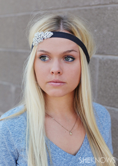 Hairstyle Obsession Embellished Hair Ties And Headbands