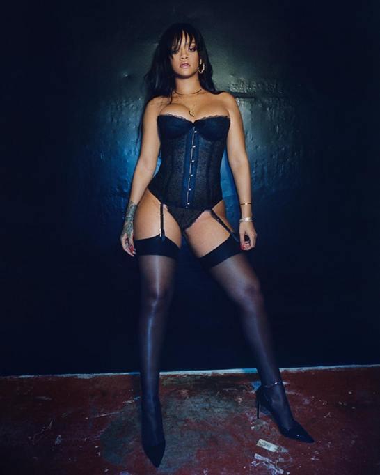 Rihanna: Savage X Fenty
