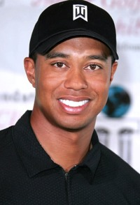Tiger Woods is 34